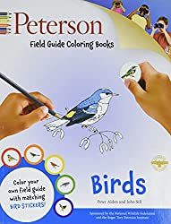 Anyway I Thought Could Purchase A Coloring Book That Would Get Me 90 Of The Birds At Fraction Hassle And Ordered Peterson Field Guide