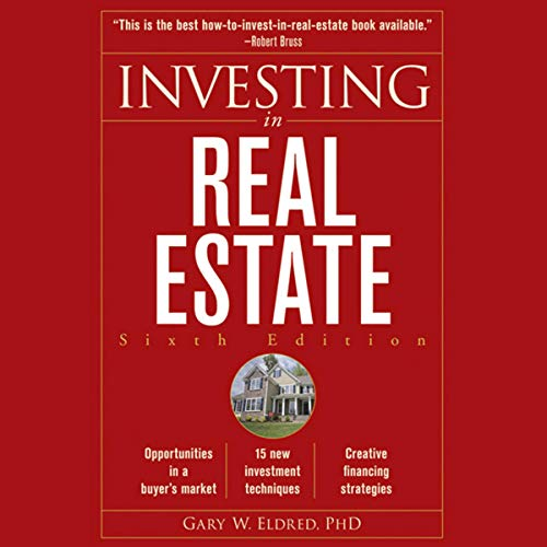 Investing in Real Estate, 6th Edition cover art