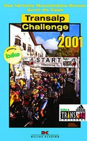 Transalp Challenge 2001, 1 Videocassette [VHS]