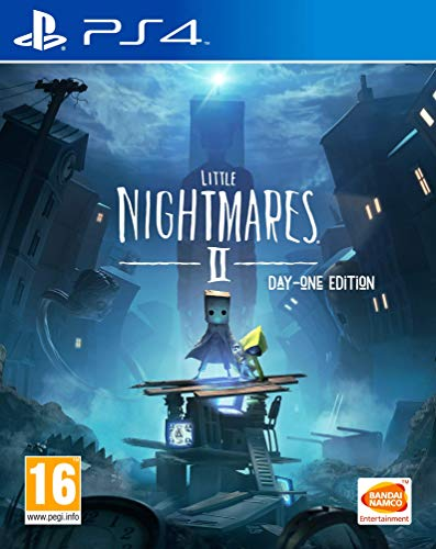 Desconocido Little Nightmares II Day One Edition