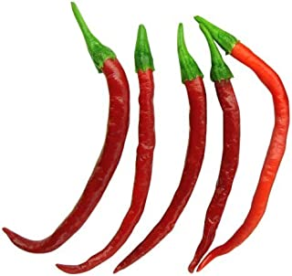 Kung Pao Cayenne Pepper Seeds by Pepper Joe's - 10+ Chili Seeds Per Pack