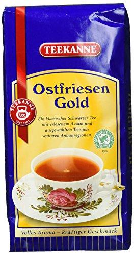 Teekanne Gold 500g Bild
