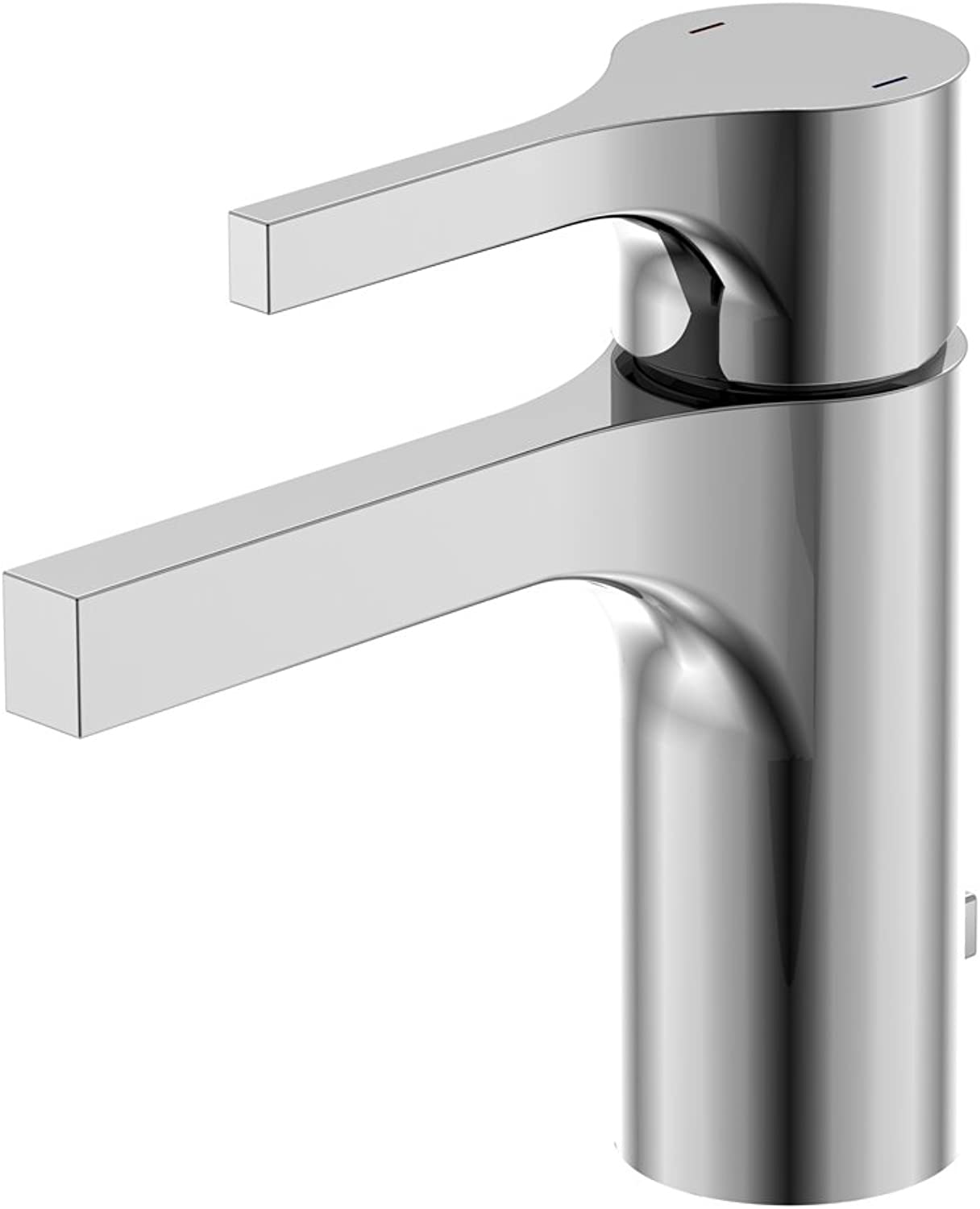 Steinberg 210?1000?Series Basin Mixer with Pop Up Waste Chrome, S