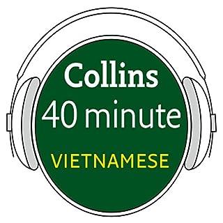Vietnamese in 40 Minutes audiobook cover art