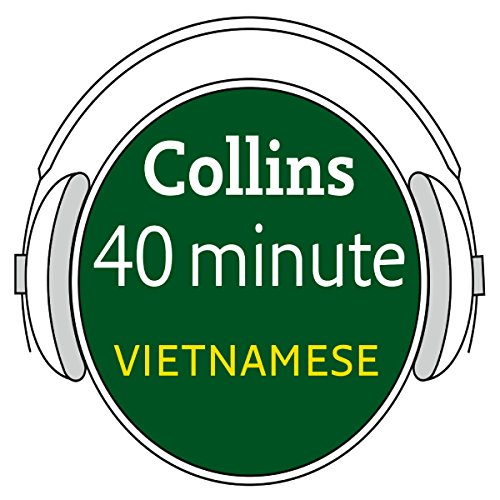 Vietnamese in 40 Minutes cover art
