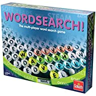 Word Search the UK's most popular word puzzle in a competitive four player game format 10 Double sided discs giving 20 puzzles to solve The more words you spot the more you score Game play lasts around 30 minutes For 1 to 4 players