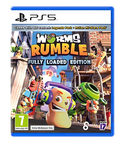 Worms Rumble - Fully Loaded Edition - Not Machine Specific