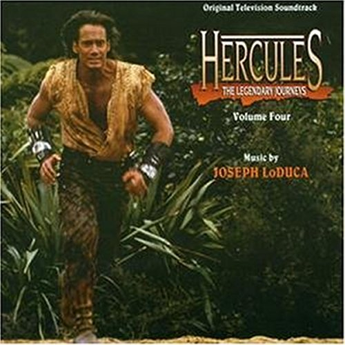 Hercules: The Legendary Journeys, Vol. 4 [Import anglais]