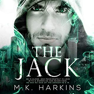 The Jack      The Immortal Series, Book 2              Written by:                                                                                                                                 MK Harkins                               Narrated by:                                                                                                                                 Sydnee Fullmer                      Length: 7 hrs and 9 mins     Not rated yet     Overall 0.0