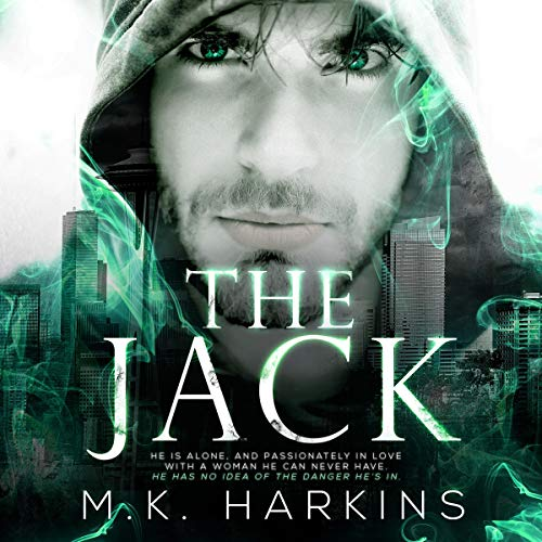 The Jack  audiobook cover art
