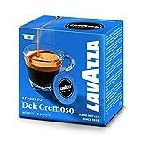 Lavazza A Modo Mio Espresso Dek Cremoso - 2 paquetes de 16 cápsulas [32 cápsulas]