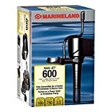 Marineland Maxi-Jet 600, Multi-Use Water Pump And Power Head, Fully Convertible (ML90510), 160/750 GPH