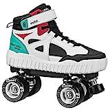 Roller Derby Glidr Sneaker Skate Red/Black Size Mens10/Womens11