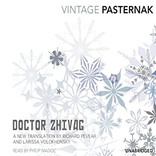 Doctor Zhivago cover art