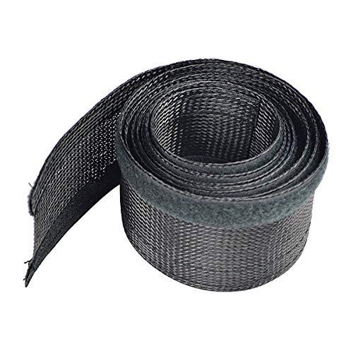 Kabel-Management-Hülle, Kabel-Abdeckung, Organizer, Schutz für TV, PC, Heimkino.