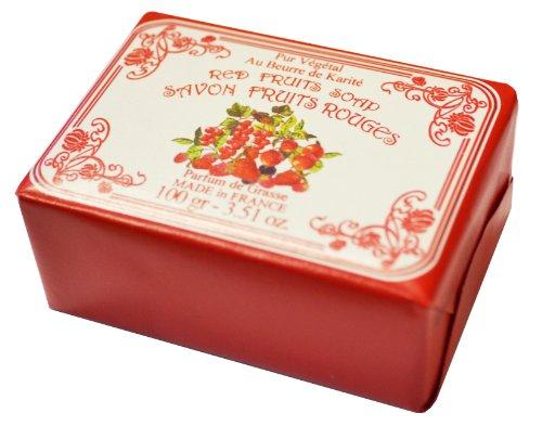 Le Blanc P9757 Savon Senteur Fruits Rouges 100 g
