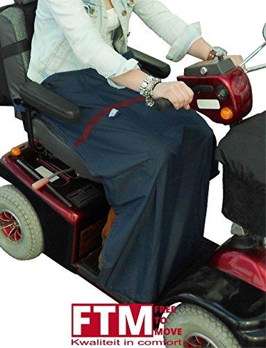 Beinschutzdecke DELUXE Elektromobil/Rollstuhl
