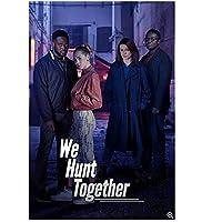 We Hunt Together(2020)ポスターとプリントTVシリーズファッショントレンド美しいホームアートデコレーションポスター壁飾りギフト-20x28インチフレームなし