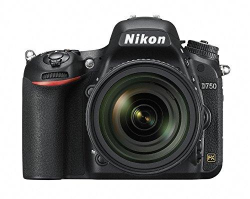 Nikon デジタル一眼レフカメラ D750 24-85レンズキット AF-S NIKKOR 24-85mm f/3.5-4.5G ED VR付属 D750LK2...