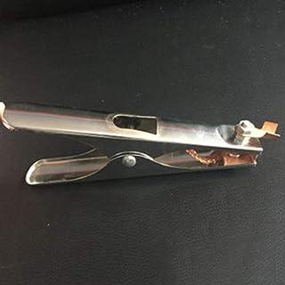 VHNVHN Clip de Cable a Tierra de Tierra del Soporte del electrodo de Soldadura de Abrazadera