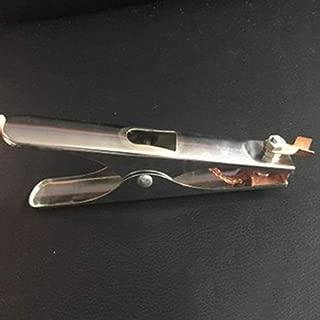 Leoboone 300Amp soldadura pinza de masa electrodo de soldadura Titular de la Tierra cable de tierra suministros de soldadura soldadura Clip