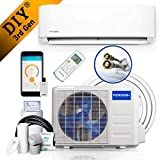 MRCOOL DIY 24k BTU 20 SEER Ductless Heat Pump Split System 3rd Generation - Energy Star 230v, 24,000 BTUs (DIY-24-HP-230B)