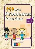 Mis problemas favoritos 5.1 / Editorial GEU / 5º Primaria / Mejora la resolución de problemas / Recomendado como repaso / Con actividades sencillas