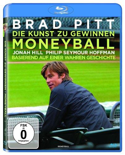 Die Kunst zu gewinnen - Moneyball [Blu-ray]