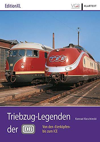 Triebzug-Legenden der DB: Von den