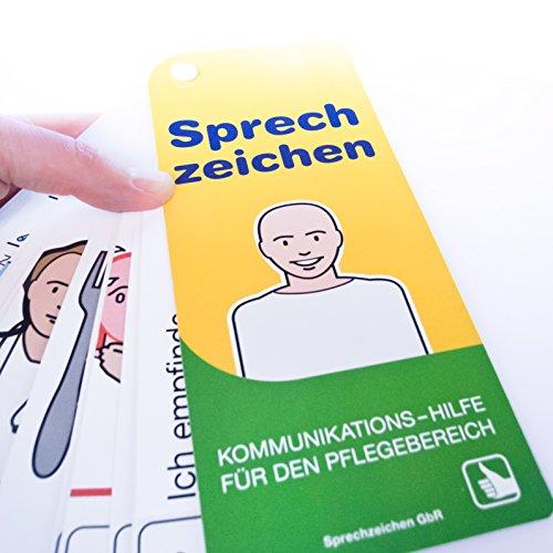 Sprechzeichen - Kommunikationshilfe für den Pflegebereich