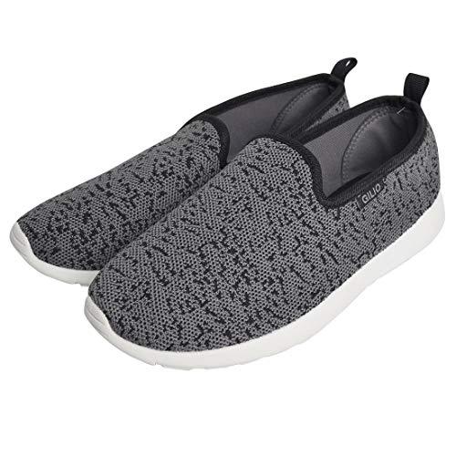 スリッポン メンズ 軽量 作業靴 メンズ レディース 大きいサイズ 通気性 室内履き スニーカー ローカット オフィス履き 6408 ワークシューズ