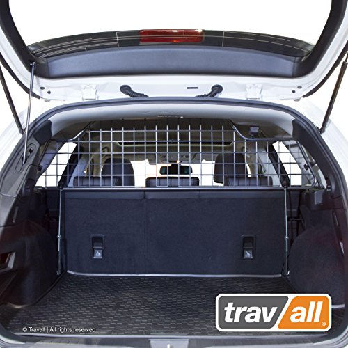 Travall Guard Compatible with Subaru Outback (2014-2019) TDG1476 - Rattle-Free Steel Vehicle Specific Pet Barrier