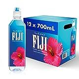 FIJI Natural Artesian Water, 23.7 Fl Ounce Bottle (Pack of 12)
