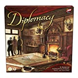 Hasbro Gaming Avalon Hill Diplomacy Cooperative Board Game, European Political Themed Strategy Game, Ages 12 and Up, 2-7 Players