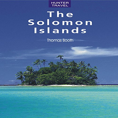 The Solomon Islands audiobook cover art