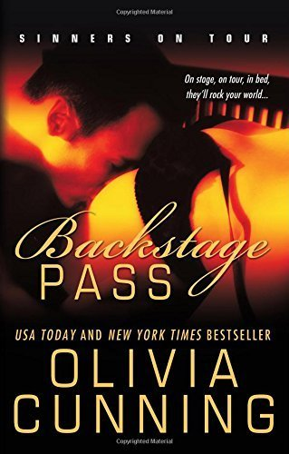 Backstage Pass (The Sinners on Tour) by Cunning, Olivia (2010) Paperback