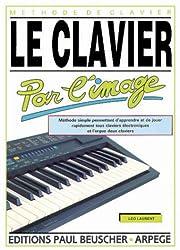 Partition : Le clavier par l\'image