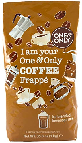 one&only Frappe Pulver Kaffee 1 kg