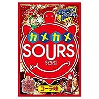 ノーベル製菓 カメカメサワーズ(SOURS) コーラ味 45g×6個入×(2ケース)