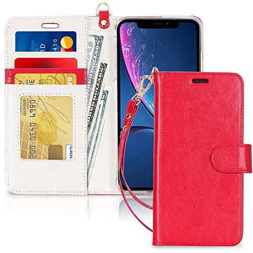 Best iphone xr wallet case red for 2021