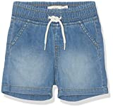 Name It Nbmryan Dnmaben 1206 Long Shorts, Bleu (Light Blue Denim Light Blue Denim), 58 (Taille Fabricant: 56) Bébé garçon