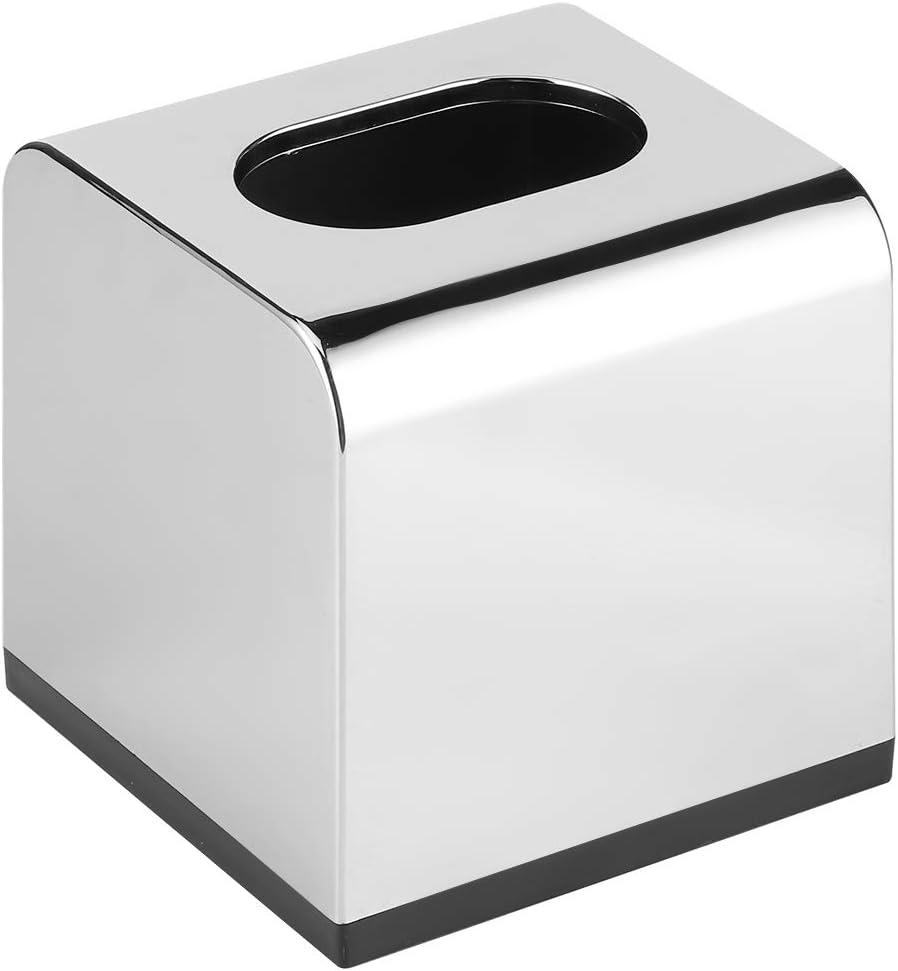 ohcoolstule Electroplate Brand new Large Tissue Box C Paper Storage Max 83% OFF Napkin