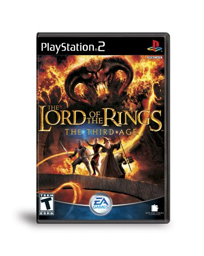 The Lord of the Rings: The Third Age by Electronic Arts