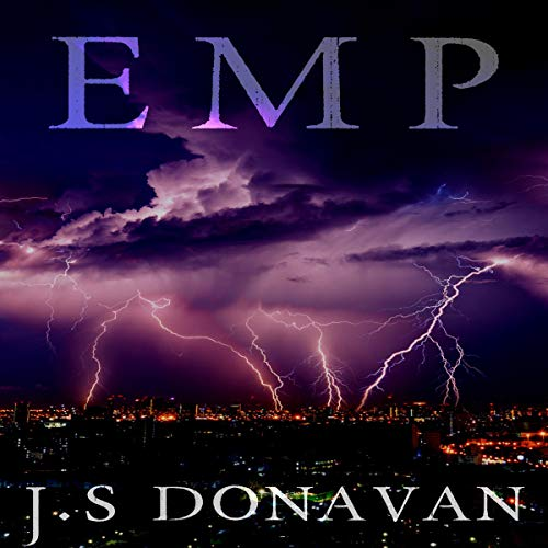 EMP audiobook cover art
