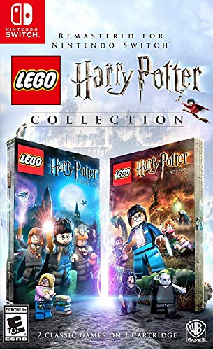 LEGO Harry Potter: Collection – Nintendo Switch -$17.90(27% Off)