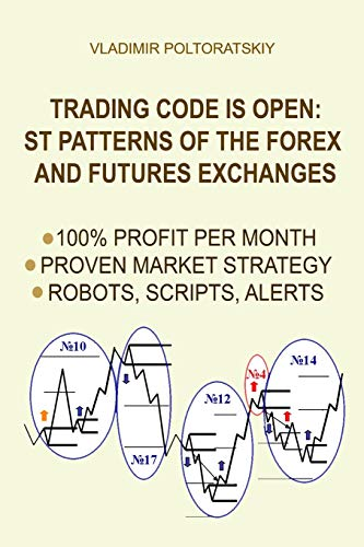 Trading Code is Open: ST Patterns of the Forex and Futures Exchanges, 100{fd8c18cce44f793ccd5df27a69e1fb9c7592be0ca4b20beaada1488490ef92d5} Profit per Month, Proven Market Strategy, Robots, Scripts, Alerts (Forex ... CFD, Bitcoin, Stocks, Commodities, Band 1)