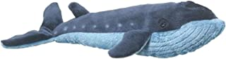 Wildlife Artists Blue Whale Stuffed Animal Plush Toy, 18