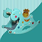 GoodLuck Baybee Baby Rocking Horse for Kids/Baby Chair for Kids Plastic Horse Ride-on Toy