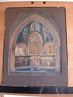 HistoricalFindings Photo: Sage Chapel,Cornell University,Ithaca,New York,NY,Religion,Young Manhood