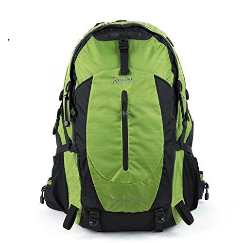 éclairage extérieur Sac de randonnée imperméable/50L décontracté Bag-Green 50L
